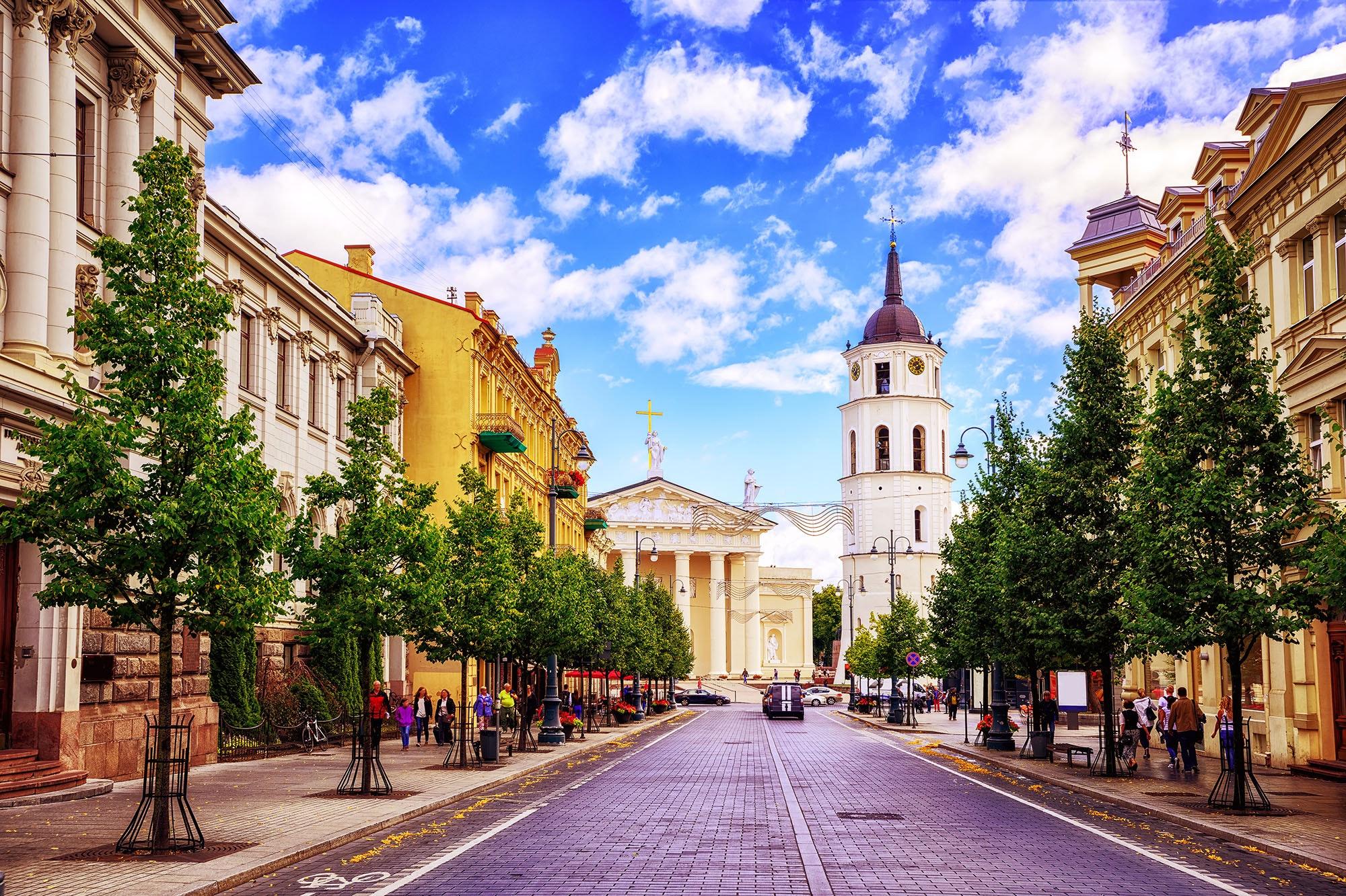 имеющим возможность вильнюс фото старого города пожаловать далекую