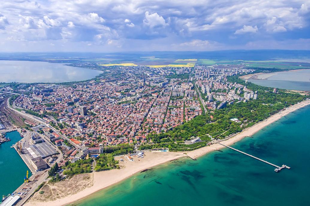 болгария бургас фото города