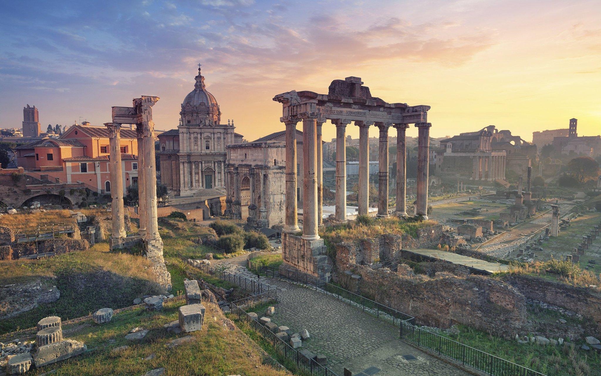 Красивые картинки древнего города своей странице